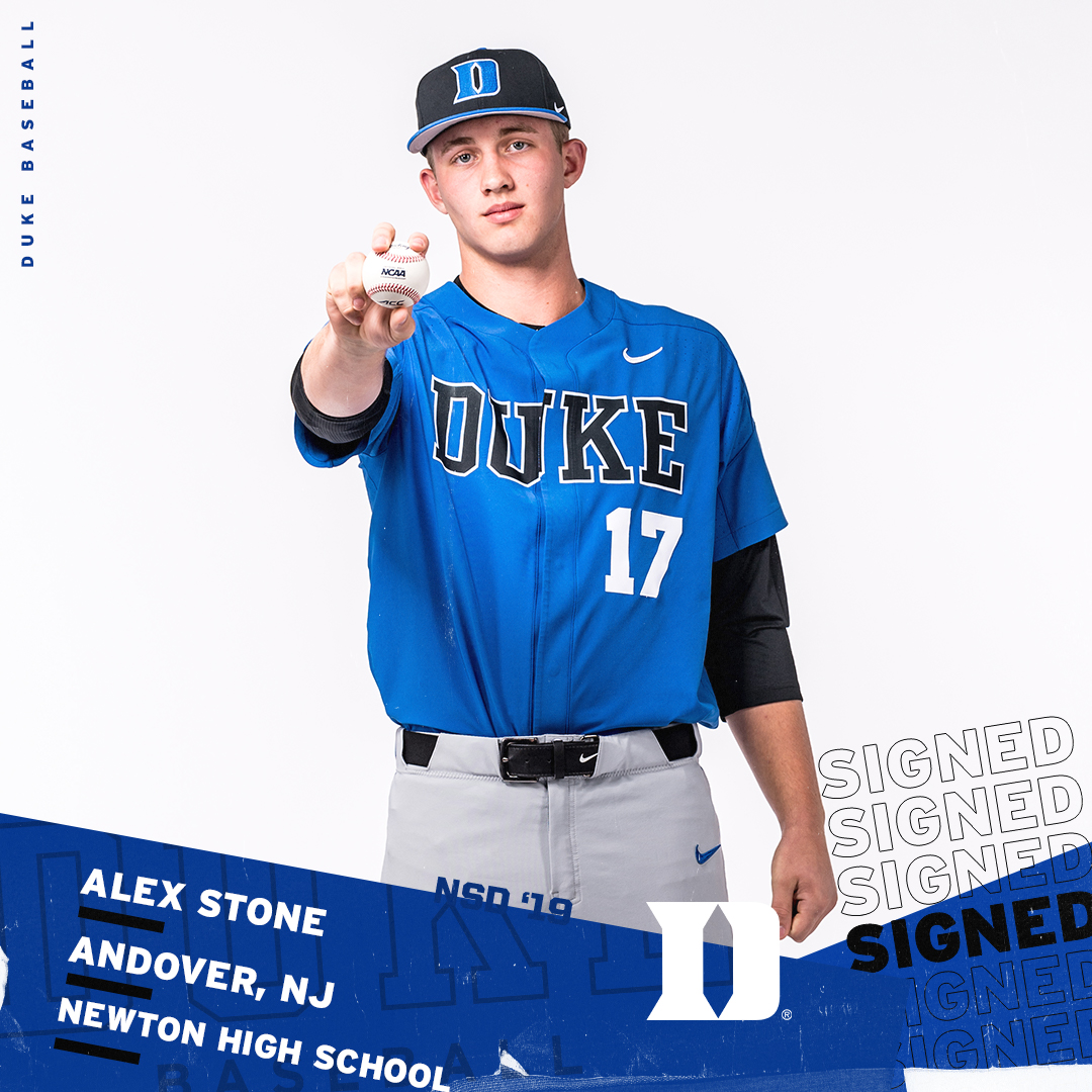 Another 🔵😈 joining the family, welcome Alex!  📰:   #BlueCollar | #GoDuke