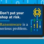 Image for the Tweet beginning: Did you know that Ransomware