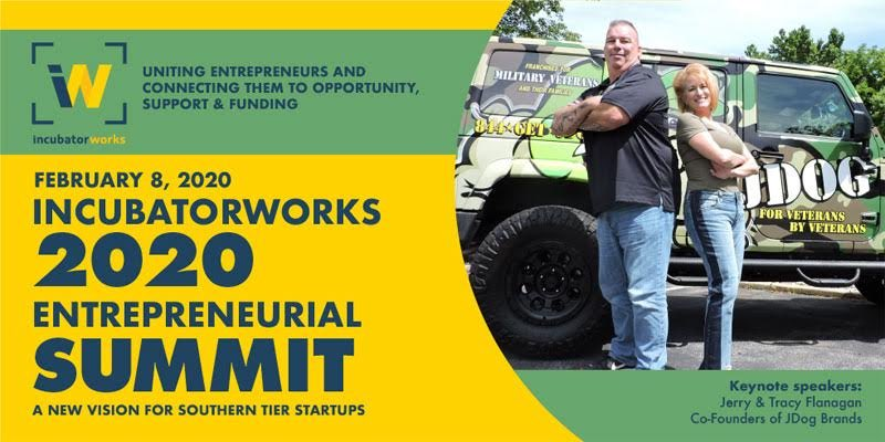 We looking forward to connecting with our entrepreneurial community! #EntrepreneurialSummit
