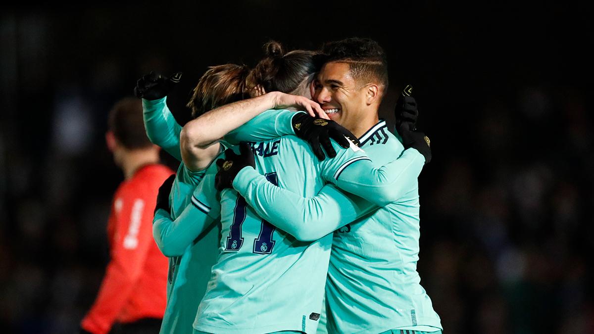 Xem lại Unionistas vs Real Madrid, Copa del Rey – 23/01/2020