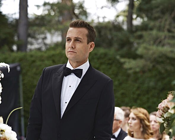 Happy Birthday to Gabriel Macht. Not looking too bad for 48.