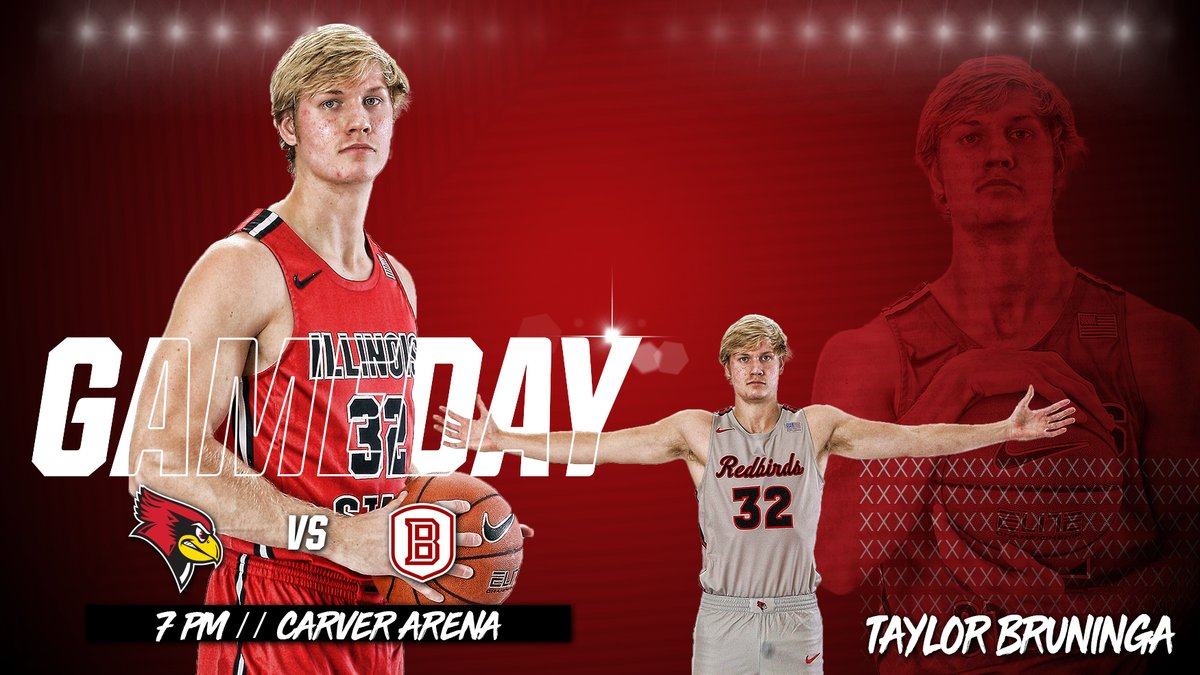 #REDBIRDhoops travels a short distance down I-74 to do battle with the Bradley Braves.  #BackTheBirds   : Bradley : Wednesday, Jan. 22  : Carver Arena : 7 p.m.<br>http://pic.twitter.com/QvkyMUQYQ2