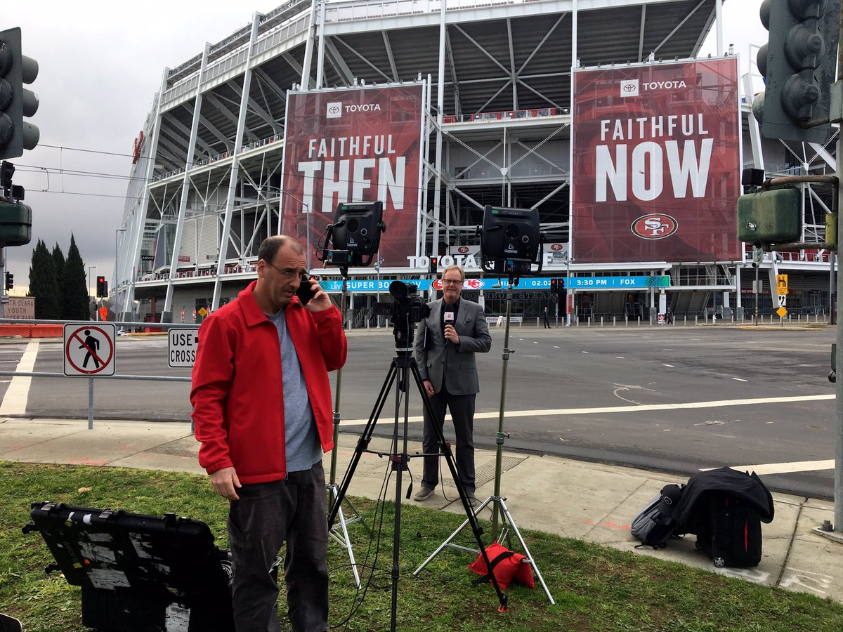 The first reports of the week from me and our ⁦@espn⁩ crew on the #49ers preparations for the Super Bowl.