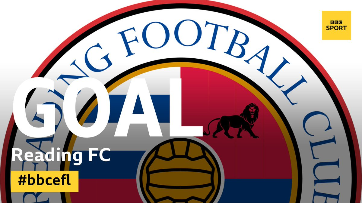 GGGOOOAAALLL!  Just like 11 days ago #ReadingFC respond immediately after Nottingham Forest score and they're back level!   Forest 1-1 #ReadingFC <br>http://pic.twitter.com/RWBJGCJwFF