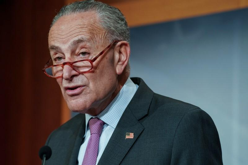 "Democrat Schumer: impeachment witness trade involving Hunter Biden ""off the table"" https://www.reuters.com/article/us-usa-trump-impeachment-witnesses-idUSKBN1ZL2WC?taid=5e28bf0d0f91f60001a23389&utm_campaign=trueAnthem%3A+Trending+Content&utm_medium=trueAnthem&utm_source=twitter…"