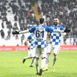 Image for the Tweet beginning: Beşiktaş'ı 2 maçta da 3-2