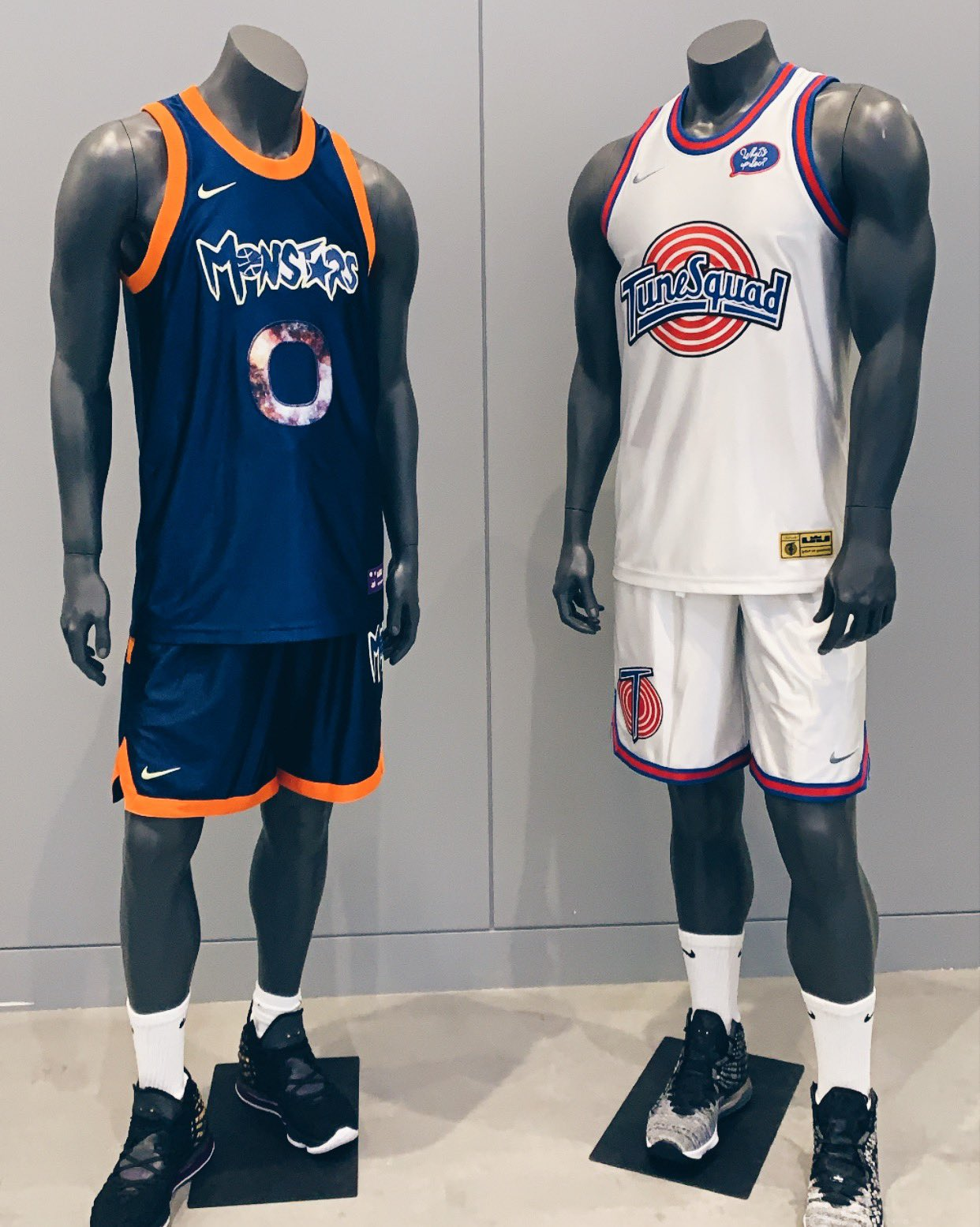 FILM] : Discover the new jerseys from the film Space Jam 2