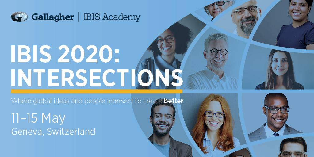 Global benefits, HR and mobility professionals: Have you registered for IBIS Academy 2020? Register today using the discount code MARKETING2020 for an additional 10% off the early registration price. Learn more at bit.ly/38AB9KZ or register today bit.ly/3awjIgd