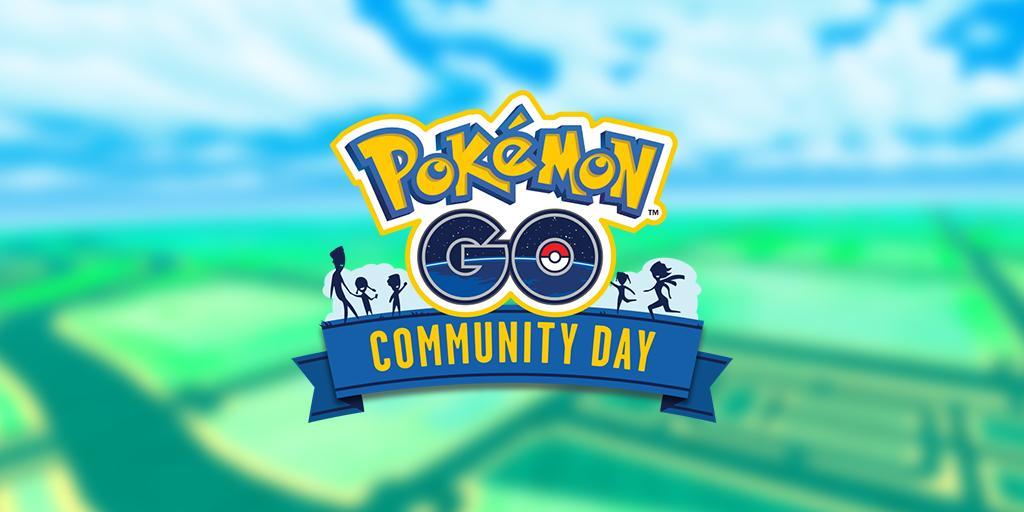 2月の「Pokémon GO コミュニティ・デイ」で大量発生するポケモンは…. . . . トレーナーの皆さんの投票によって決まります!! 詳細はこちら:https://t.co/ceS54wvC3R… https://t.co/HpCx11repO