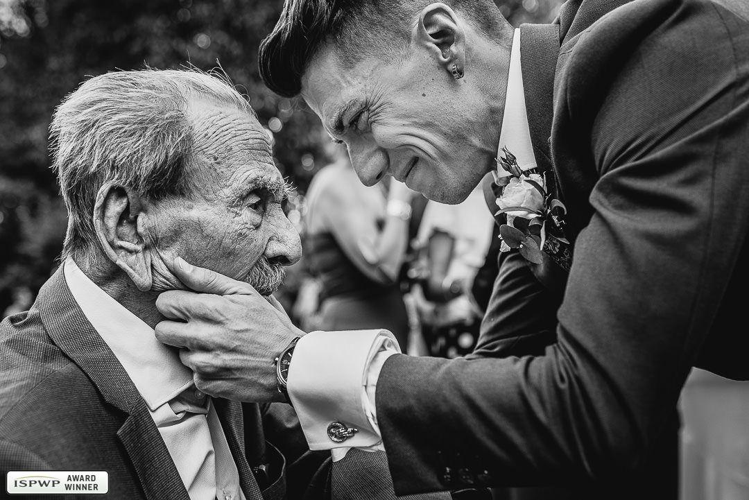 ISPWP Award Winner: Love and Emotion, by Sergio Cueto, Madrid, Spain wedding photographer. http://bit.ly/2plBP1C