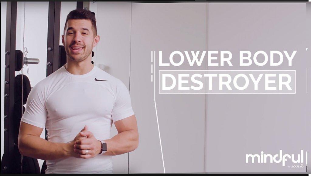 RT @Mindful_Sodexo: Try @faispmafitness lower body destroyer workout today! https://t.co/guZhR8IWNZ https://t.co/wC8dswAEVS