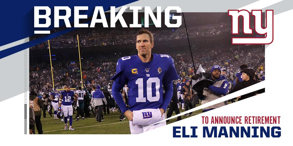 @NFL's photo on Eli Manning