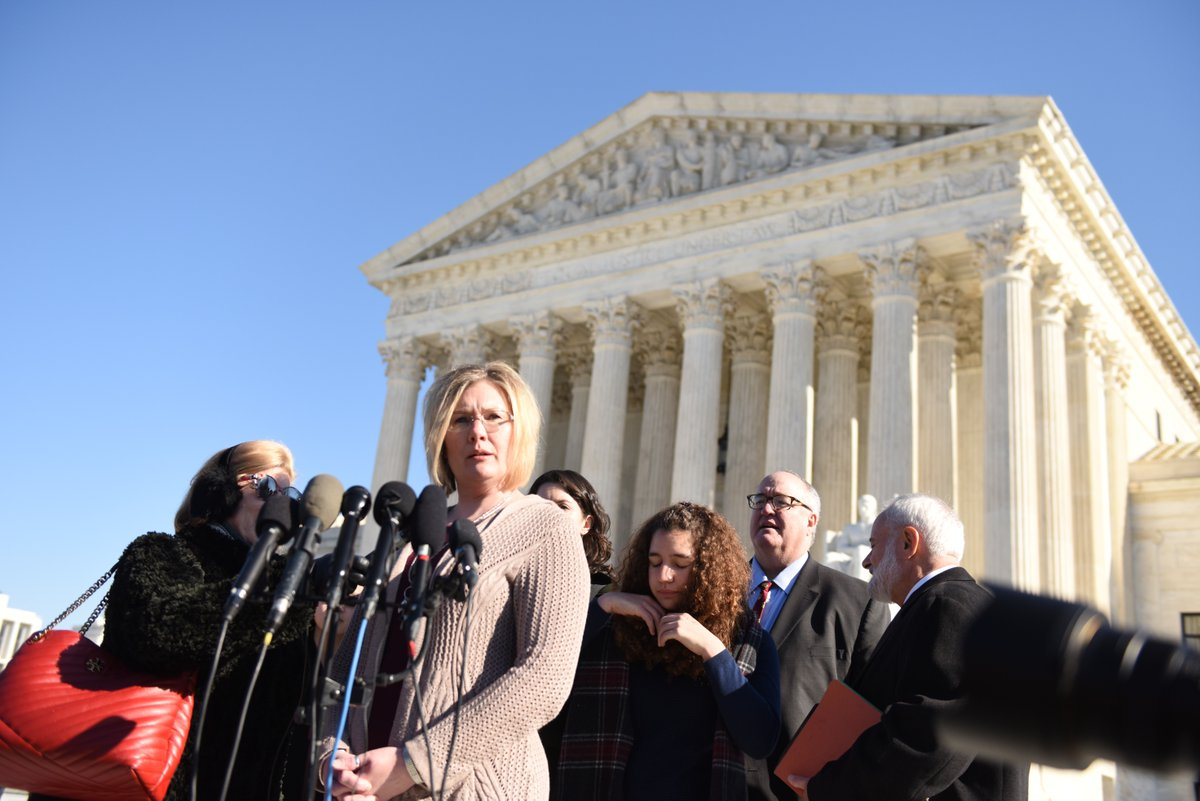 The Supreme Court heard a school choice and religious freedom case over whether 'Blaine Amendments' are unconstitutional. https://bit.ly/2RKf067
