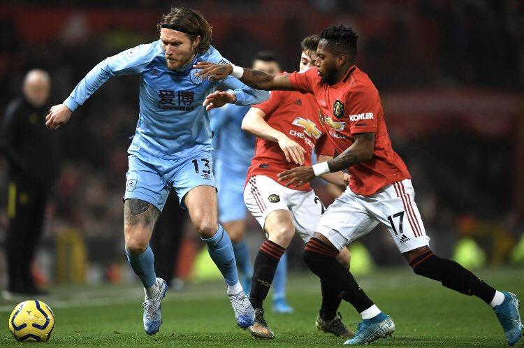 Xem lại Manchester United vs Burnley, Ngoại hạng Anh – 23/01/2020