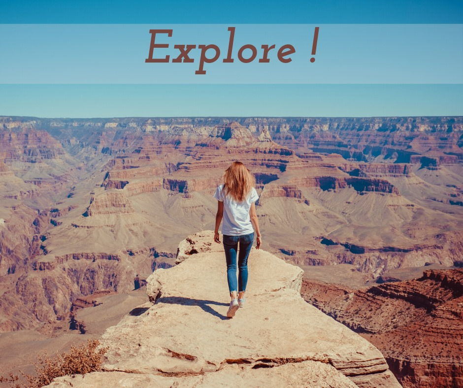 #Explore! The world is full of #amazing places!