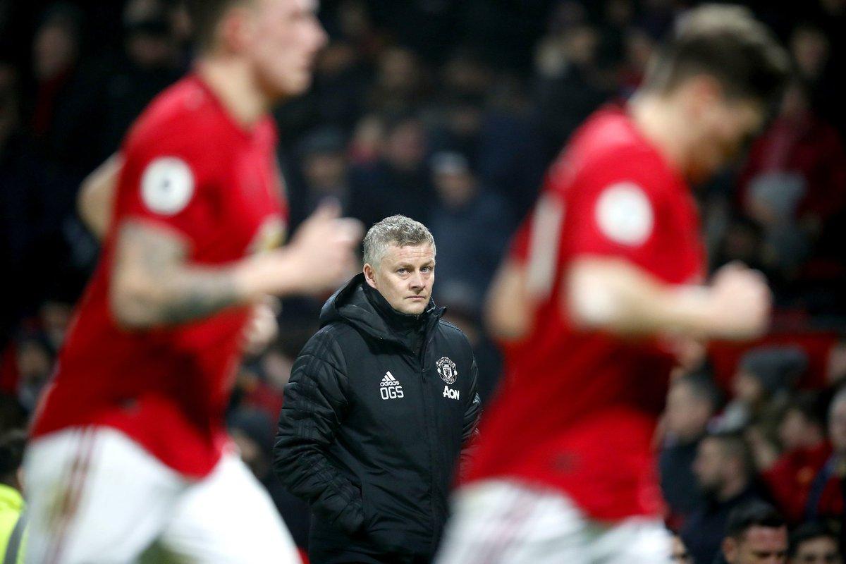 🔥 Con Solskjaer como DT permanente, el United ha perdido por Premier más partidos que los que ha ganado: ✅11 victorias 🟡9 empates ❌12 derrotas ¿Soluciones a la vista?