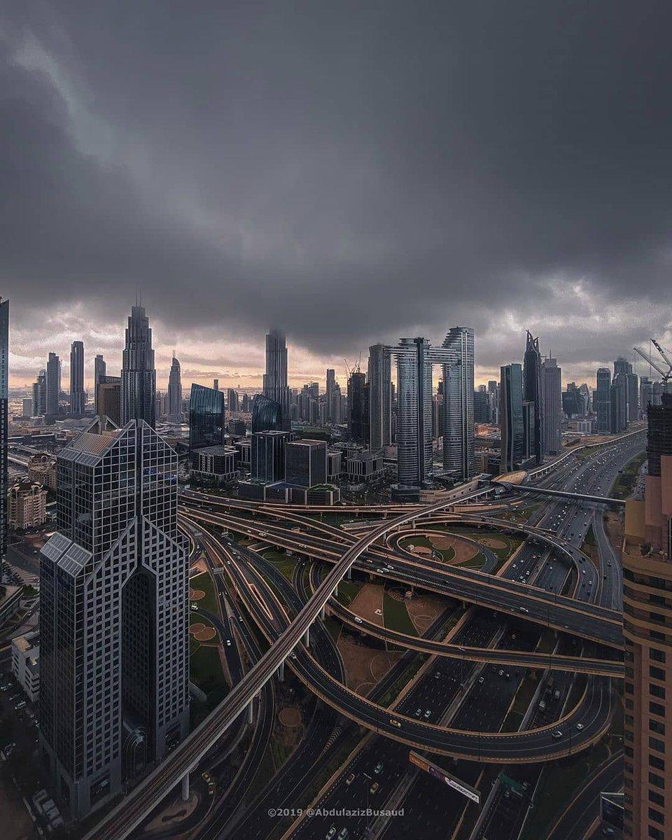 When it rains in the desert. Photo by ig:abdulazizbusaud #PicsDubai #Dubai #MyDubai #VisitDubai #PhotoOfTheDay #PicOfTheDay #InstaLike #City #Skyline #Skyscraper #Design #love #instagood #happy #travel #kind #patient #metropolis #happynewyear #newyear #2020 #rain #desert