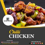 A Perfect Bliss on a Plate 😃🍽 Saucy and Spicy Chilly Chicken waiting for you !! Contact: (03) 8528 5120 https://t.co/IPpHx3a51L #chillichicken #chicken #spicy #indian #dosacorner #dinner #dosacornerfootscray #westfootscray #melbourne #cbd #roxburghpark #foodieforlife #instafood