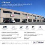 Image for the Tweet beginning: 🗣#FORLEASE: Prime Commercial/#Industrial Space |