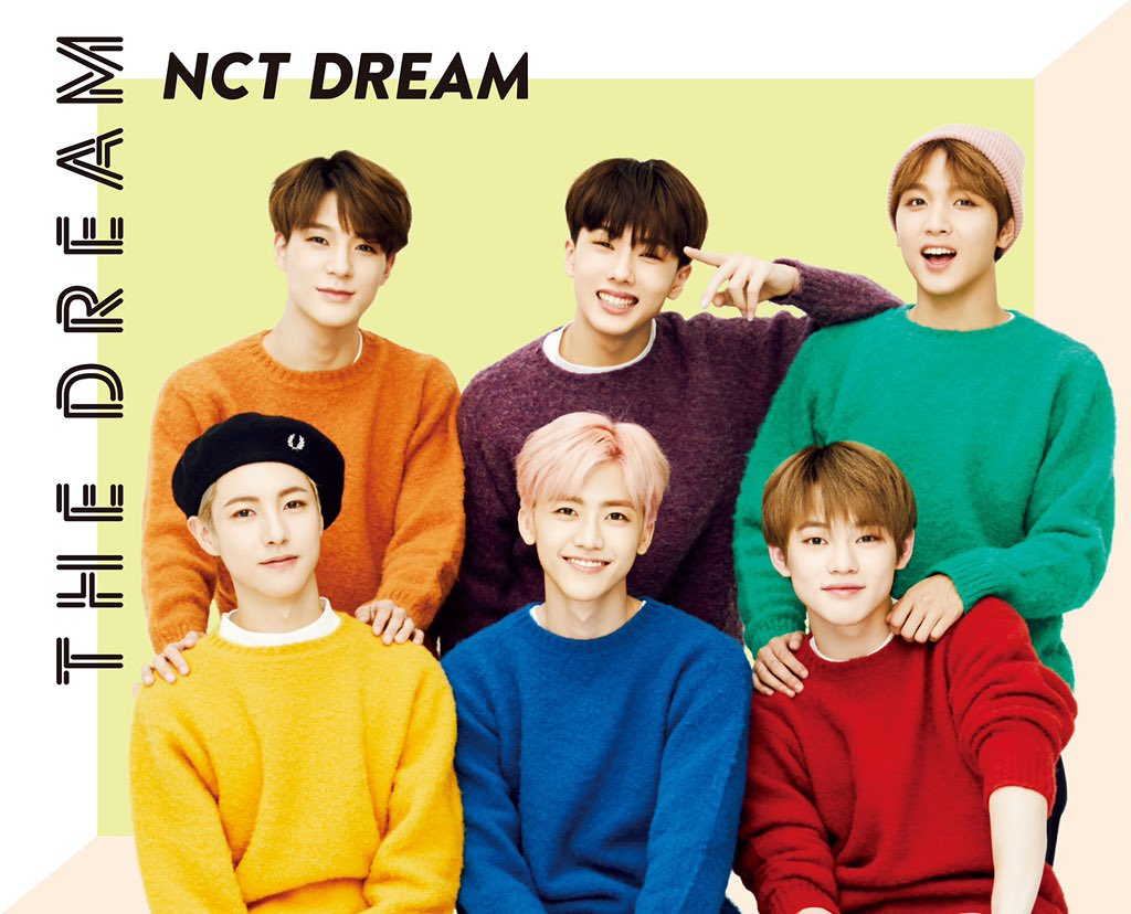 """'Best Teenager team' NCT DREAM's 1st Japanese mini album 'THE DREAM' tops the Oricon Daily Chart!  Will Start their 1st Japan tour 'NCT DREAM TOUR """"THE DREAM SHOW"""" - in JAPAN' on JAN. 26!   #NCTDREAM @NCTsmtown_DREAM #NCT #THE_DREAM_SHOW_in_JAPAN<br>http://pic.twitter.com/LLtvJc7HPk"""