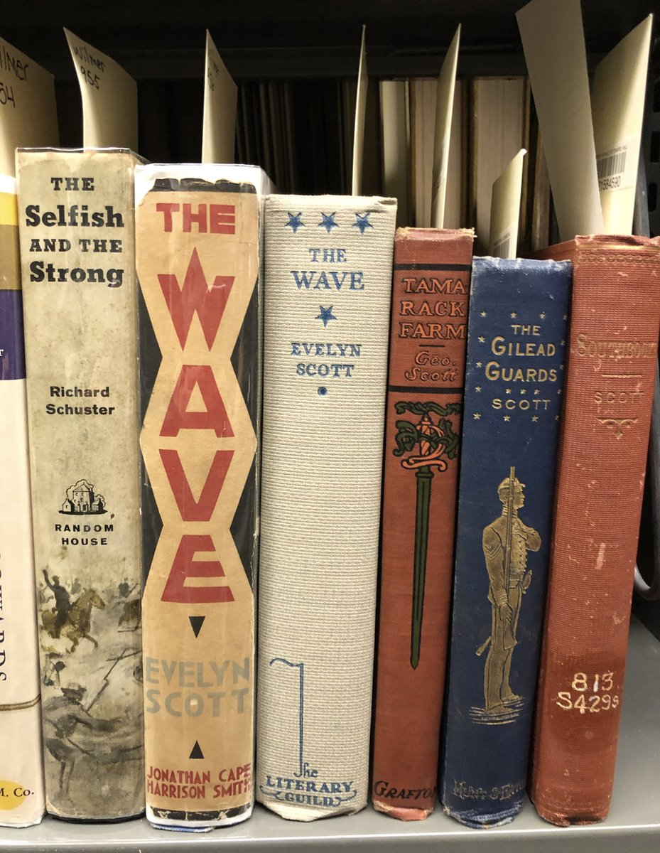 RT @UNCLibrary: Happy #LibraryShelfieDay! We're celebrating by showing off some of the books in @WilsonLibUNC. https://t.co/3ZuoE7YJmx
