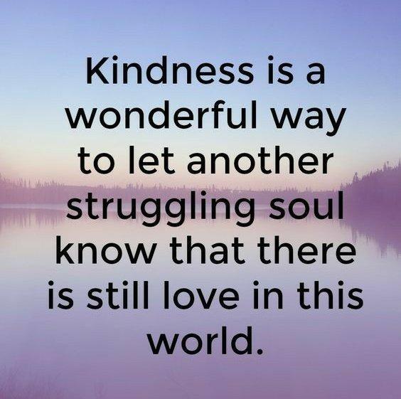 #RainKindness #ShareTheLove #WednesdayWisdom #KindnessMatters #GoldenHearts #JoyTrain #FamilyTrain @marshawright