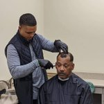 Image for the Tweet beginning: Every other Wednesday our Barbering