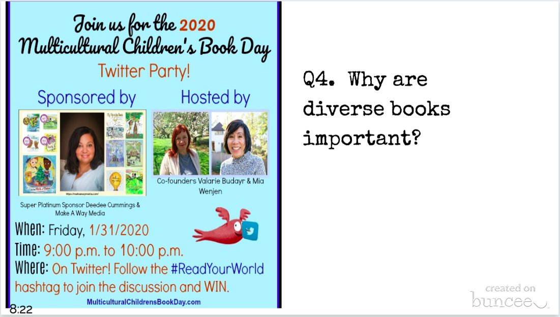 Q4 is up! #2ndchat
