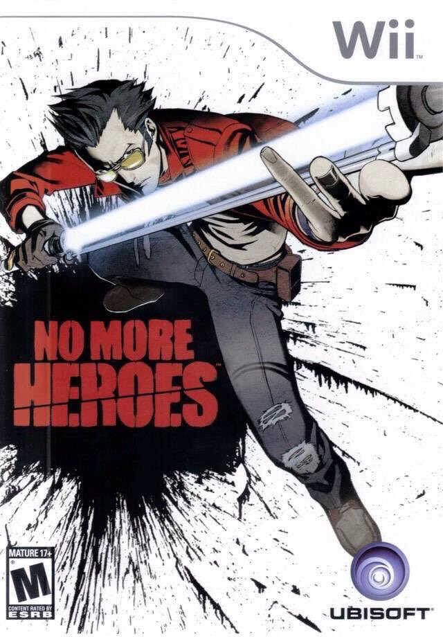 RT @OnThisDayGaming: No More Heroes for Wii was released on this day in North America, 12 years ago (2008) https://t.co/cDXaYZHvcn