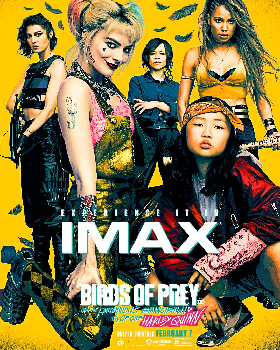 Birds of Prey, Cinematographe.it
