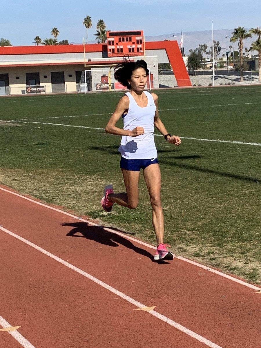 仁美 ツイッター 新谷 新谷仁美「5000mで日本新」世界意識し目標設定