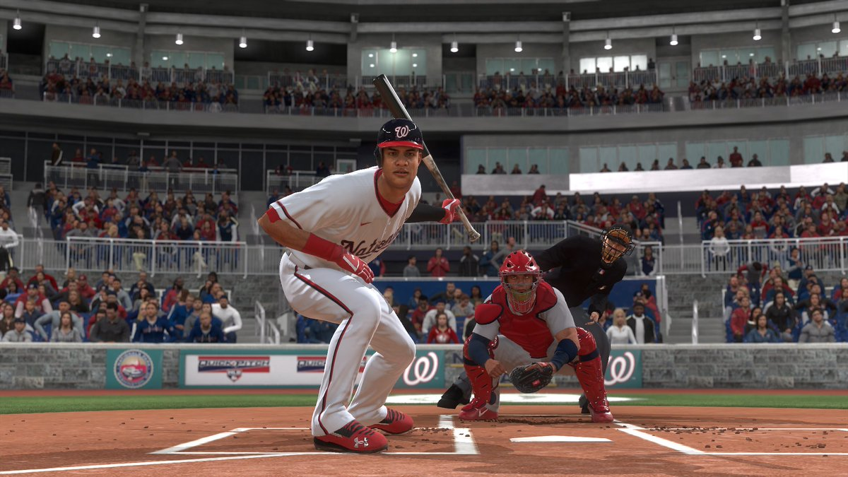 Catch any interesting details in today's MLB The Show 20 gameplay reveal trailer? Watch it again here: http://play.st/2NQW8B9