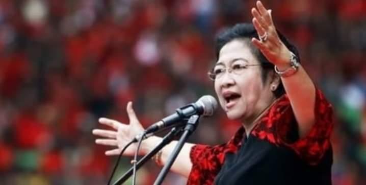 """""""Satyameva Jayate""""  सत्यमेव जयते Satyam-Eva Jayate [ """"HANYA KEBENARAN YANG BERJAYA"""" ]  HBD ibu Ketum @PDI_Perjuangan,   Hajjah Diah Permata Megawati Setiawati Soekarnoputri. #HBDibuMega73 #PDIPerjuangan #LangkatSumut  Merdeka... pic.twitter.com/qJjyn8xLkN"""