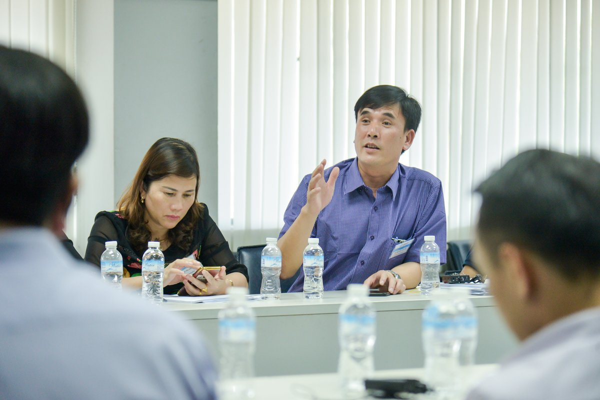 Dr. Nguyen Van Chi explains how a study tour of medical facilities in #Thailand enabled him to deliver better care to his constituents in #Vietnam. #healthcare  https://t.co/Yn8c6XwEHA https://t.co/5BR8k2pW0x