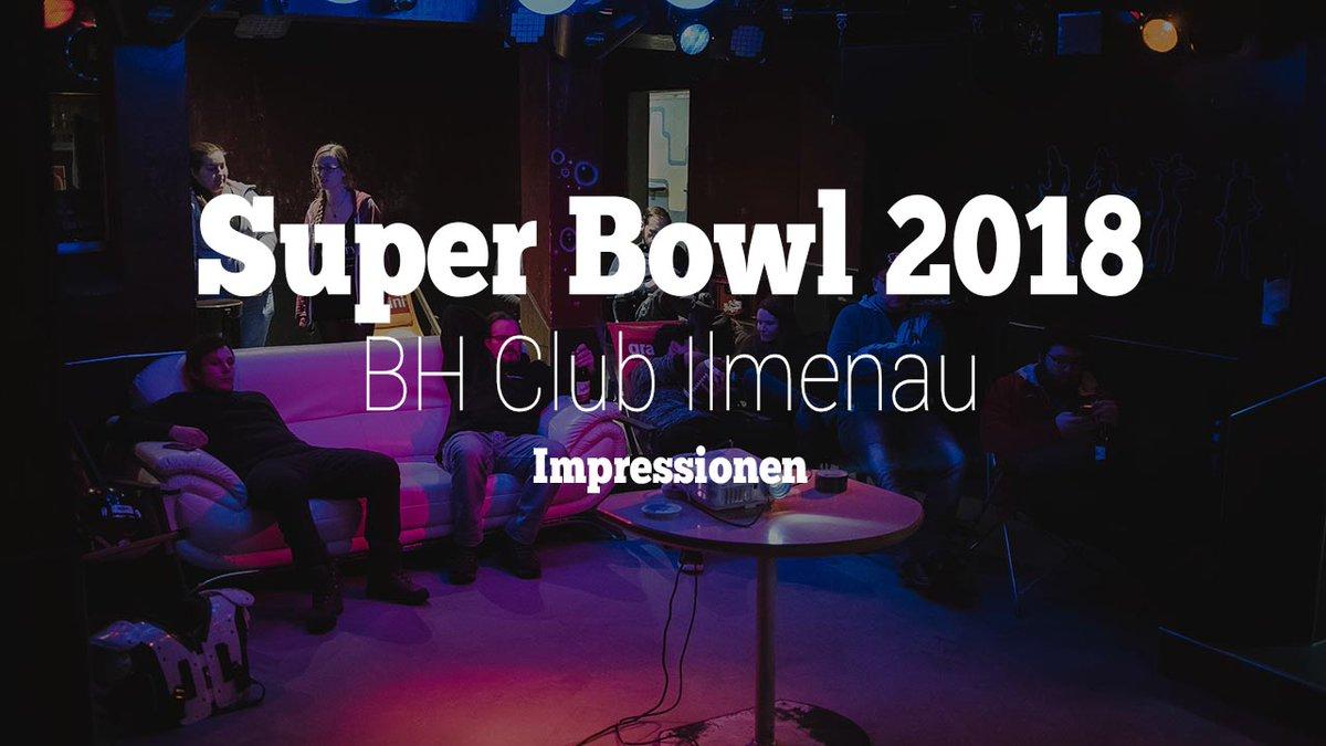 (Anzeige) Super Bowl Party 2018 im BH Club Ilmenau https://cmun.it/qaufcvl via @youtube #football #gopats #ilmroosters #superbowllii #nfl #gopatriots #superbowl #rannfl #rannflsuechtig #nflnow #nflkickoff #nflsundays #bhclub_ilmenau #ransb52pic.twitter.com/3es2qJOrHk