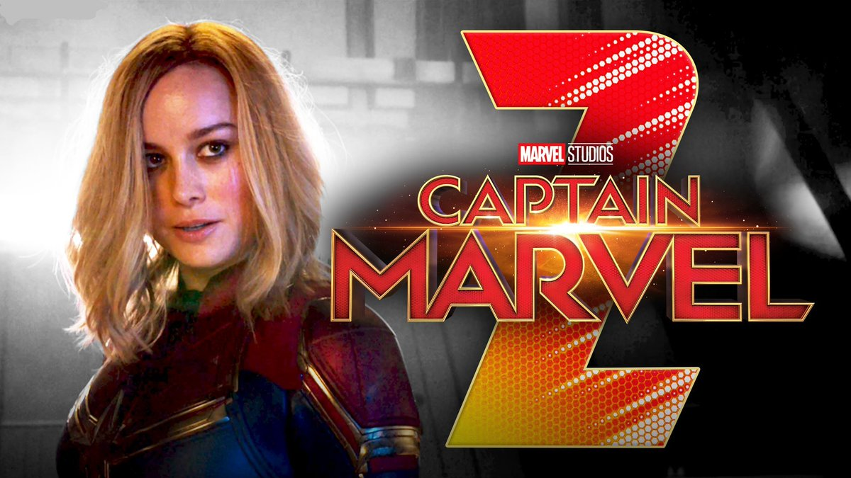 The #CaptainMarvel sequel is reportedly being planned for a 2022 release! bit.ly/2NRVX8E