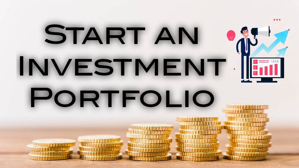 Portfolio building takes years to learn and here is our first step to help you build your own portfolio.https://youtu.be/b6xjewa0FEU#neeveshak #investments #rich #money #stocks #markets #wealthy #shares #mutualfunds #investor #economy #equity #cash #education #business #news #alerts
