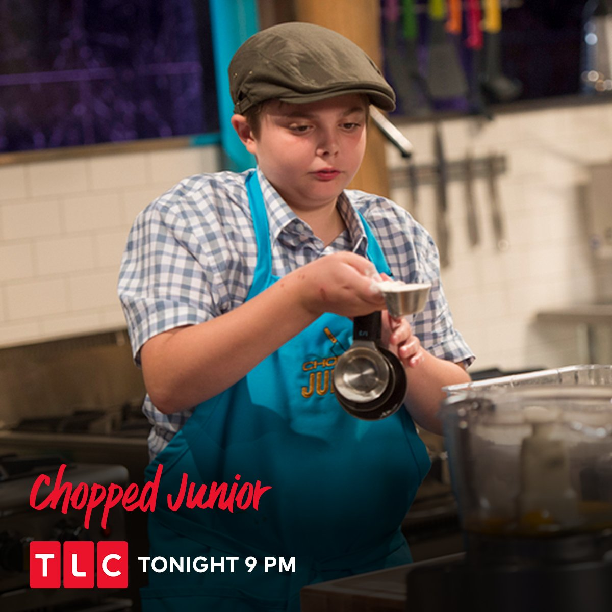 It's all about the pasta-bilities in the Chopped kitchen today as the juniors whip up their signature pasta dishes. Tune-in to #ChoppedJunior, tonight at 9 PM, only on TLC.   #TLC #TLCIndia #food #foodlove #chefs #kids #kidchefs #foodies<br>http://pic.twitter.com/UhmwoXd0tA