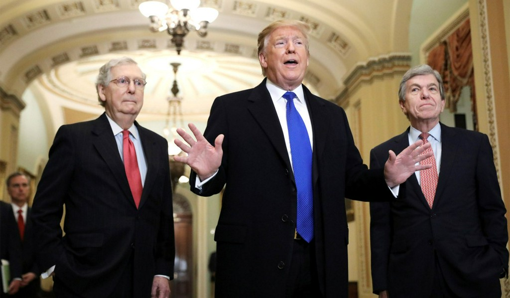 """Don't take it from us. """"....Republicans from the president on down are making arguments that range from the implausible to the embarrassing."""""""