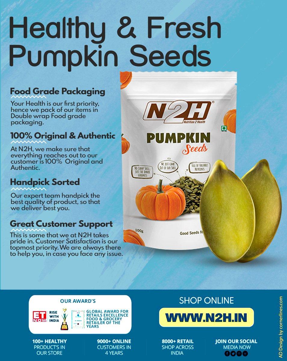 Healthy & Fresh Pumpkin Seeds Shop Online: https://t.co/OboUUku407 https://t.co/XLv4dxjGb3