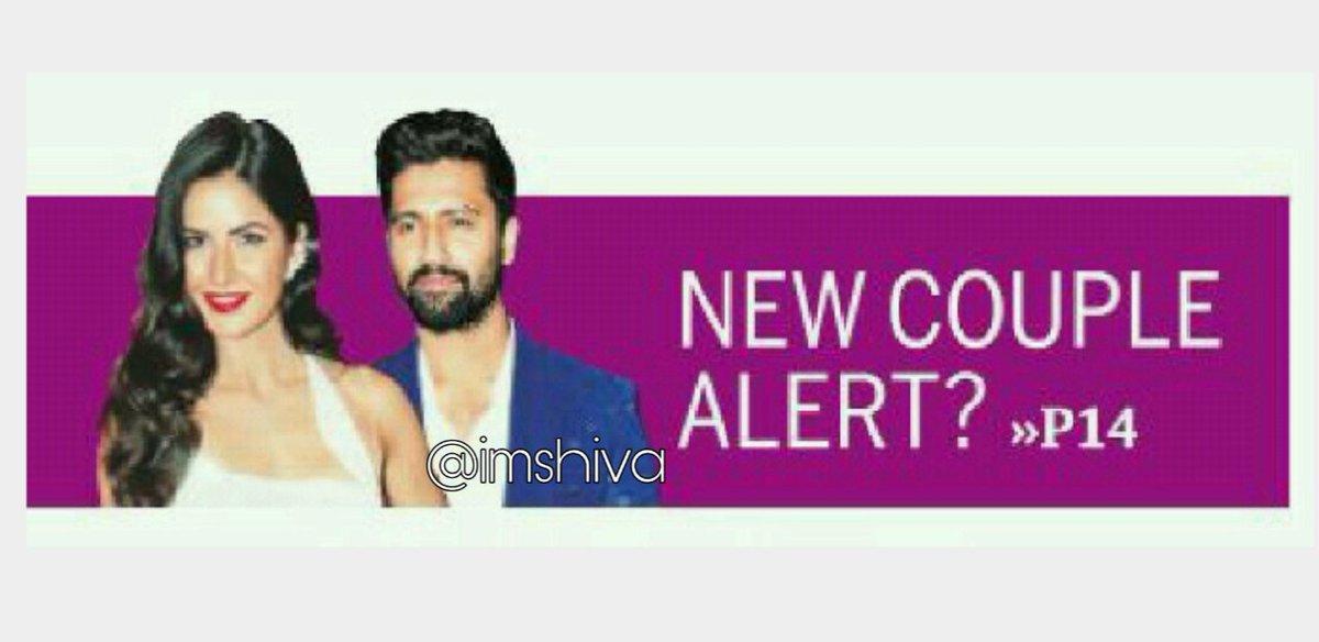 New couple  alert?  #VicKat goes viral   #KatrinaKaif #VickyKaushal