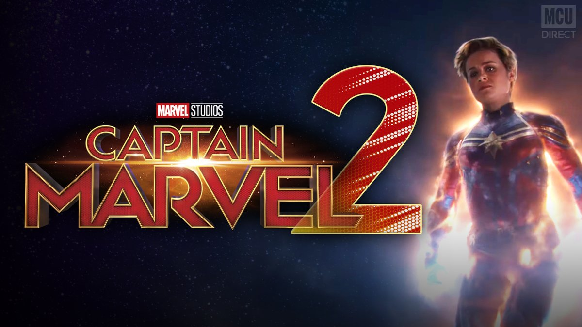The sequel to #CaptainMarvel will reportedly be set in the MCU's present day! bit.ly/2NRVX8E