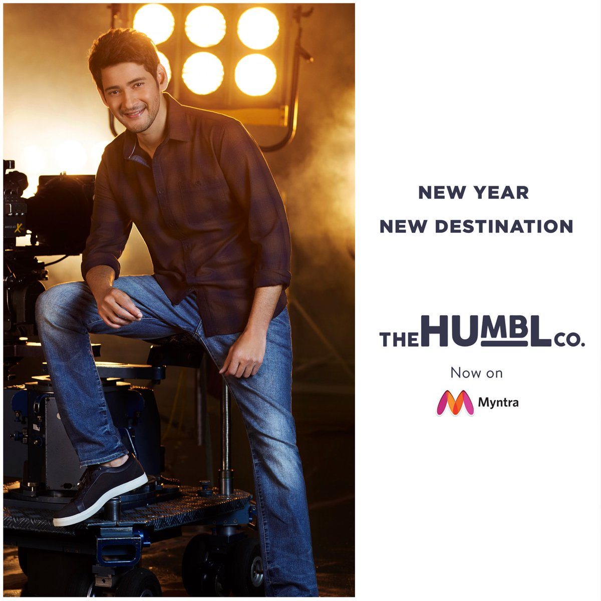 Hey Guys, the biggest collab of 2020 has happened. Im glad to announce the launch of @thehumblco. on @myntra. All my favourite styles can now be yours. Looking forward to meet the top 3 shoppers 😉 Happy Shopping :)   #TheHumblCoxMyntra #Myntra #TheHumblCo
