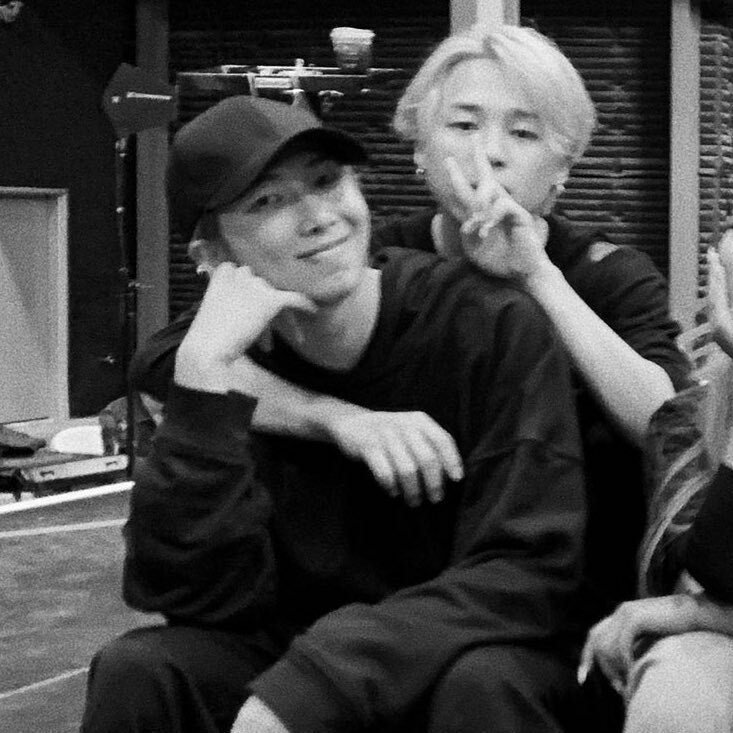 yes jimin we know