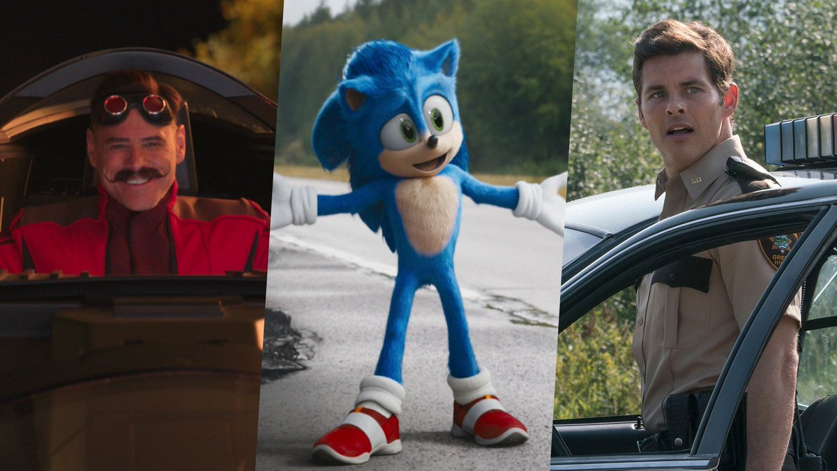 Sonic The Hedgehog On Twitter Sonic Fans Do You Have Questions For Our Amazing Cast We Want To Hear From You Send Us Your Questions For Jimcarrey Rejectedjokes James Marsden