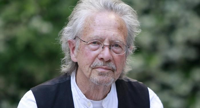 Oct 2019: Nobel Prize-winning, genocide-denying writer Peter Handke. (Once again, they shouldve given it to me.) thewrongmonkey.blogspot.com/2019/10/peter-…