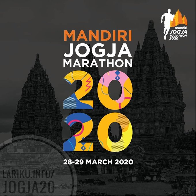 Mandiri Jogja Marathon • 2020