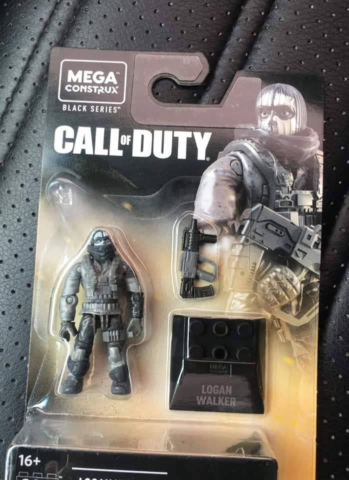 Mega Construx News On Twitter Mega Construx Call Of Duty Heroes Series 6 And Dessert Mission Weapon Crate Revealed Credit Aivy Hc More Photos In The Comment Section Https T Co Qral8wzwlk