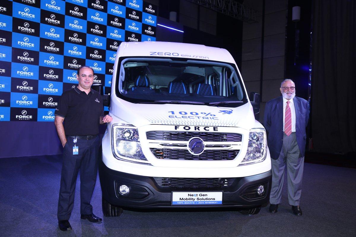 Force Motors unveils shared mobility platform – T1N   More: @ForceMotorsFML   #trucksdekho #commecialvehicles #automobiles #autotech #gaadi #trucks #truckdrivers #usedtrucks #buytrucks #pickup #fleet #transport