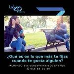 Image for the Tweet beginning: Queremos saber cuáles son esos